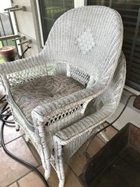 Antique Wicker