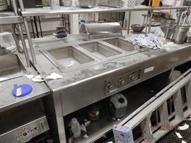 Another prep table....with separate controls    CALL NOW (760) 975-5483       (760) 445-8571   ******$150*****