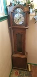 3.  Colonial Mfg Model 1702 Grandfather clock