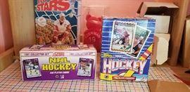 9. 90s Hockey Memorabilia