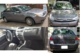 2009 Ford Focus SE Style / Body: Sedan 4 Door Engine: 4 Cyl / 2.OL 14 SFI Miles: 102,800 Asking price: $4,200.00