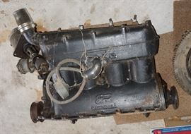 1927 Ford Model T spare motor and tranny1923 Ford Model T - please note: we will be taking sealed bids on this item. When doing so, please put your highest bid that you are willing to pay. We will not contact you, once you have placed your bid, unless you have the highest bid