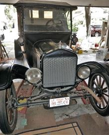 1927 Ford Model T1923 Ford Model T - please note: we will be taking sealed bids on this item. When doing so, please put your highest bid that you are willing to pay. We will not contact you, once you have placed your bid, unless you have the highest bid