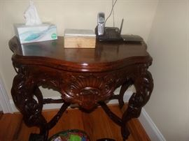 Console Table (1 of 2)