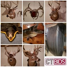 To view or bid on all of our listings, go to:  https://ctbids.com/#!/listing
