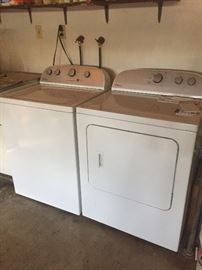 Washer/dryer - clean in like new condition.