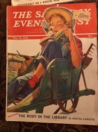 May 1941 Saturday Evening Post