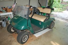 EZ Go Golf Cart, excellent condition, well maintained and just serviced