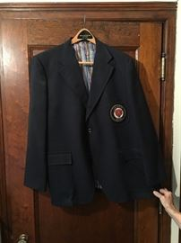 Cyril Pinder Chicago Bears 🐻 Suit Jacket (COA available)