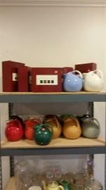 Hall China, Ball pitchers with ice lip, 13 to choose from!
