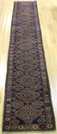 Antique and Finely Hand Woven Runner