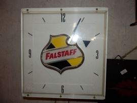 Falstaff Clock