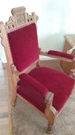 Chair Queen Anne