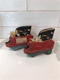 Original oriental children's shoes