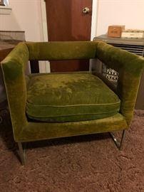 Vintage Mid Century Bernhardt Chair
