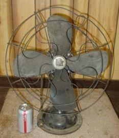 R & M Electric Fan