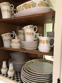 Vintage set of Noritake