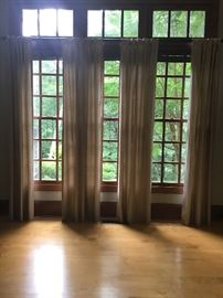 windows and draperies for sale