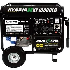 DuroMax XP10000EH | Dual Fuel Generator - in the box never used.