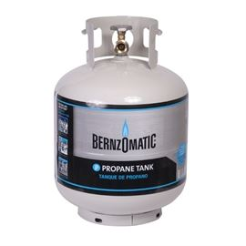 Cylinder Propane Gs Stl 20lb Low-pressure cylinder for storing liquid propane Ideal size for gas grills Steel construction OPD on the valve for safety when filling