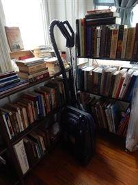 Many, many books!!!!!!!!