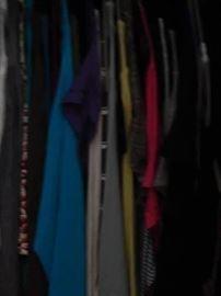 Again, many clothing items.