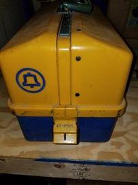 Vintage Bell Telephone Tool Box