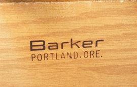 Barker furniture bedroom set