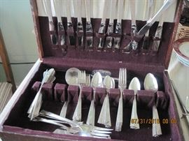 Nobility silver plate