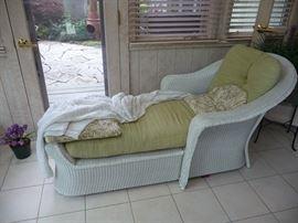 Lloyd Flanders Chaise Lounge