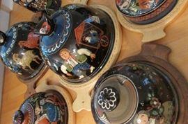 Vintage Van Siebenthal Pottery