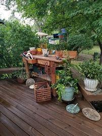 Fantastic Garden Bench