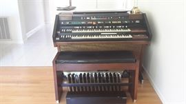 Hammond 2307 model organ