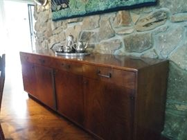 Gorgeous matching side board cabinet