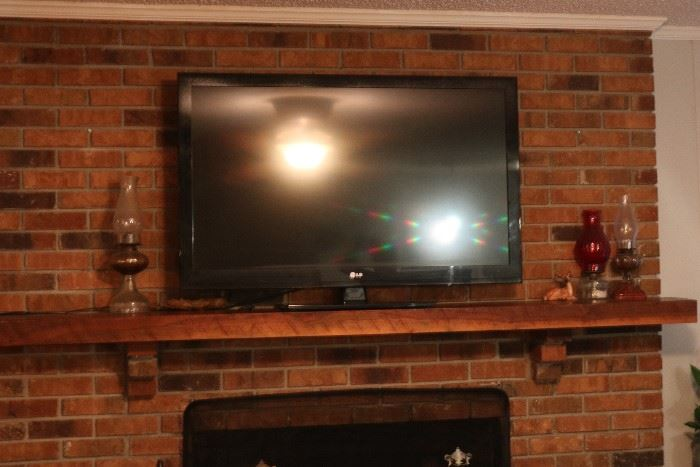 LG flat screen tv