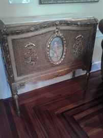 Stunning antique console
