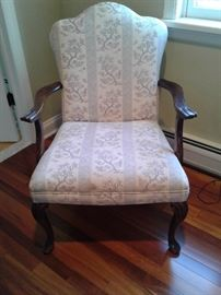 Pretty boudoir chair