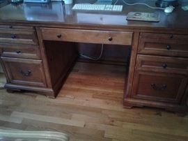 Large executive desk