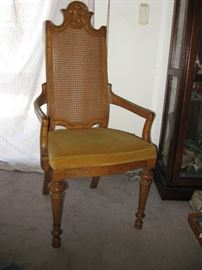 Dinning Table set Chair w arms