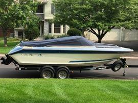For immediate sale: $3,800 1988 Sea Ray Sorrento
