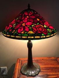 Stunning Tiffany Lamp