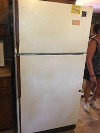 Whirlpool Refrigerator $50