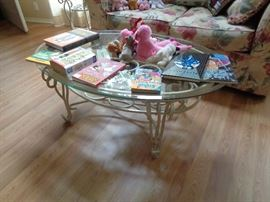 matching coffee table