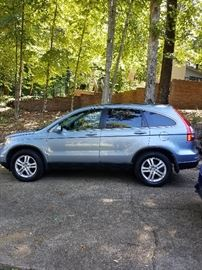 2011 Honda CRV EX with 79000 miles