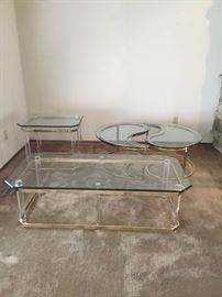 GlassTop Tables