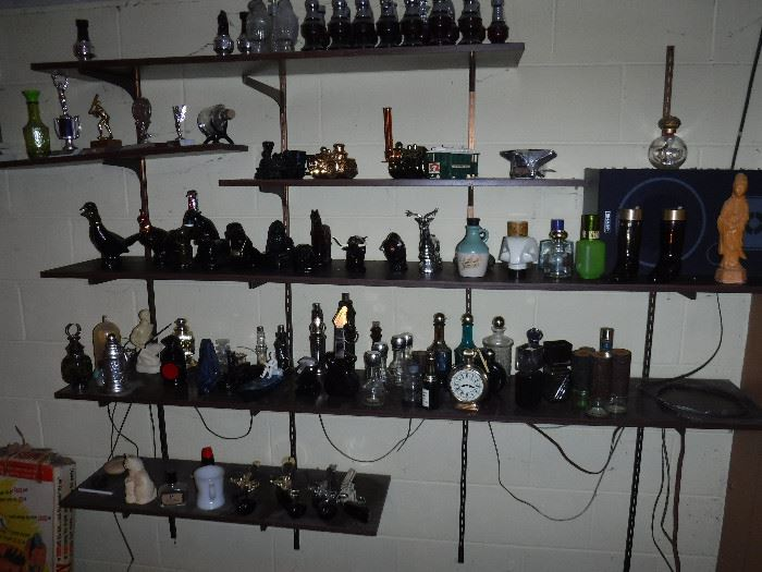Collectable Avon bottles