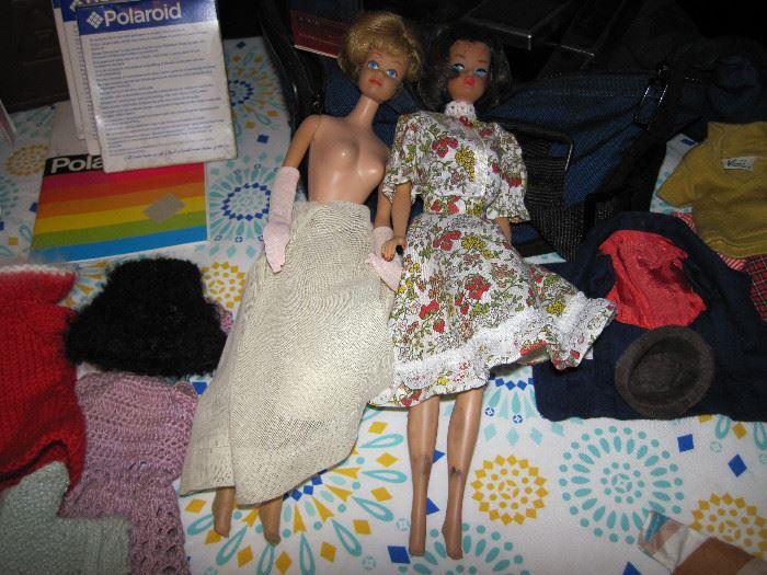 Barbie - Long Hair Brunette American Girl