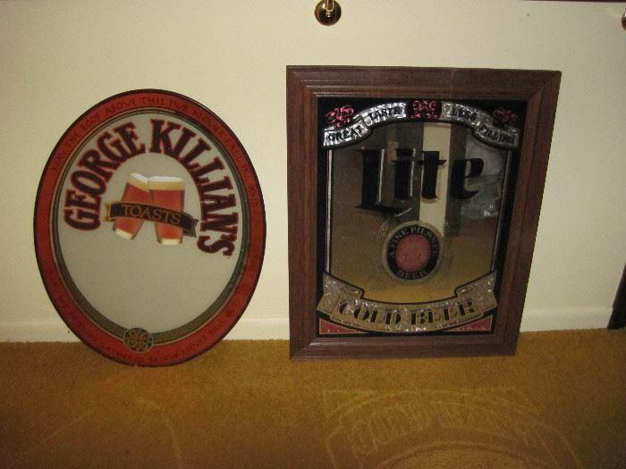 Beer Mirrors