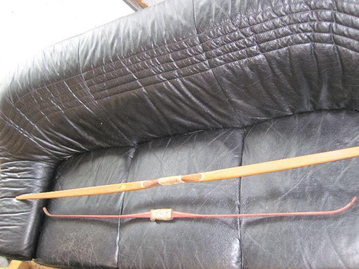 Bows - Bear & Indian Archery