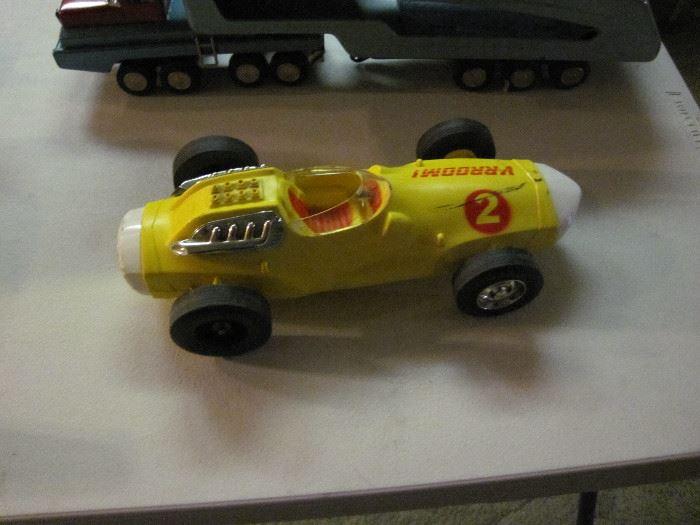 V-rroom Whip Racer